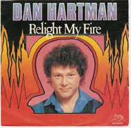 Dan Hartman Re Light My Fire