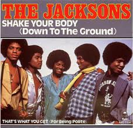 The Jacksons Shake Your Body